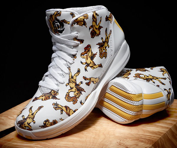 Jeremy Scott Derrick Rose