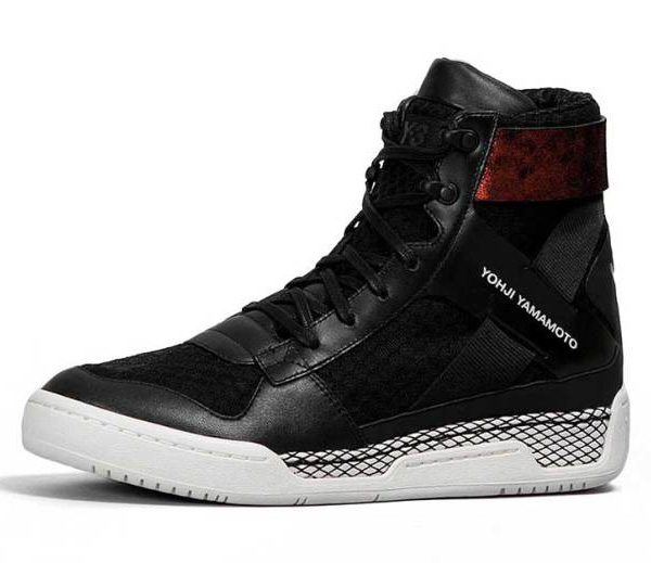 fcc00a8d6 Adidas Y-3 Footwear Collection For Spring Summer 2015 By Yohji ...