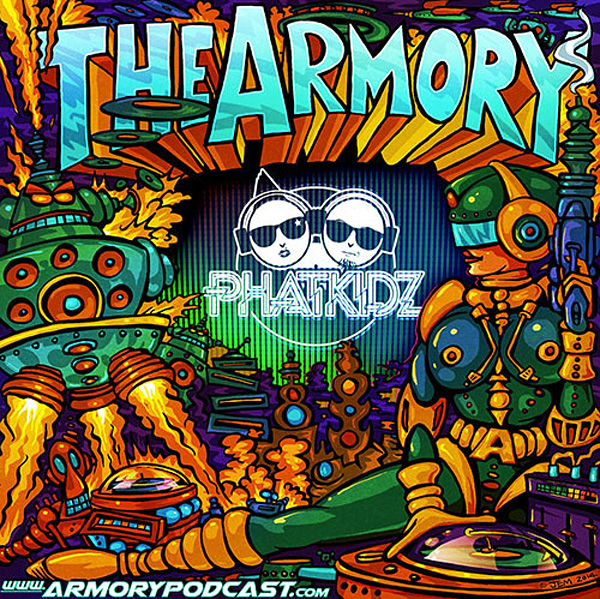 Phat-Kidz-Armory-podcast-mixtape