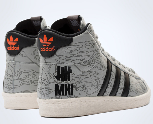 Adidas Originals High Neck Shoes